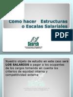 Cómo elaborar una Escala Salarial V2