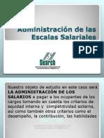 Administración de las Escalas Salariales V2