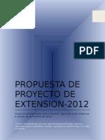 Propuesta de Proyecto 2