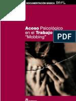 Gongora, Lahera & Rivas - Acoso Psicologico en El Trabajo (Mobbing)