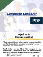 2. Lenguaje Corporal