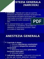ANESTEZIA-GENERALA