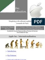 Apple Inc (Internationalization) - John Leyton