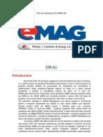 Plan de Marketing La SC eMAG SA