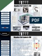 Máquinas herramienta CNC