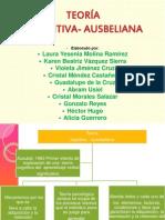 teoriaausbeliana-120530170959-phpapp02