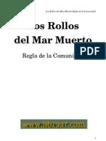 Desconocido-Los Rollos Del Mar Muerto Regla de La Comunidad