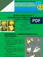 Agrobiodiversidad de La Costa
