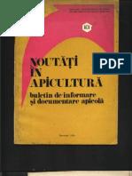 Noutati in Apicultura - Nr. 4 - 1977