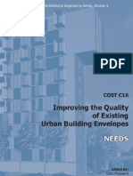Improving the Quality of Existing Urban Building Envelopes