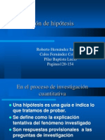 Formulacion de Hipotesis Sapieri 120-154
