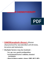 l14 Cancer Chemotherapy