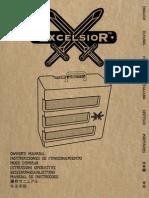 Excelsior Manual Rev-B