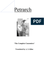 Petrarch Complete Works