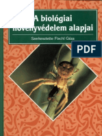 Fischl Géza - A biológiai növényvédelem alapjai