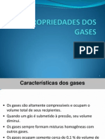 Propriedades Dos Gases