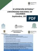 Presentación GAI Universidad Nacional