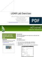Getting Starter With LIDAR DATA SOFT