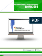 Word 2003 (Parte a)