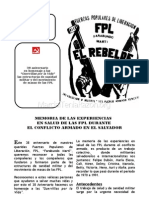 El Rebelde 38aniversario Abril2008