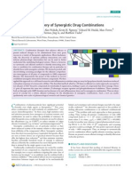 Parsimonious Discovery of Synergistic Drug Combinations