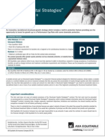 Structured Capital Strategies Fact Card