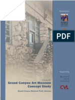 Grand Canyon Art Museum Concept Study