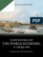 World Economy 1-2030 AD