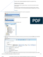 Oracle JDeveloper 11g Release 2 Tutorials - Building a Web Application Using EJB, JPA, And JavaServer Faces Page 4