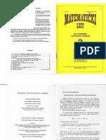 Matematicki list 1991 XXVI 2