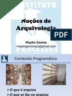 No-¦ções de Arquivologia 01.pdf