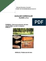 Fabricarea Produselor Din Lemnx Prefabricate Din Lemn