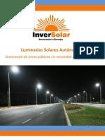 Promo Alumbrado Pblico Solar