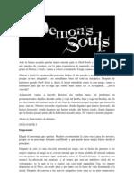 Guc3ada Completa Demons Souls