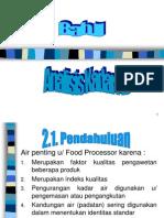 Analisis Pangan 1 - Analisis Kadar Air