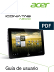 User Manual Acer 1.0 a A