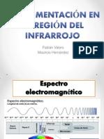 Instrumentación en la región del infrarrojo