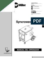 Manual de Syncrowave 200