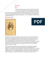 Albert Pike Letter to Mazzini