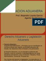 LEGISLACION ADUANERA v1