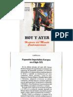 Imperialismo (Hoy y Ayer)