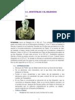 Tema 4 Aristoteles Helenismo