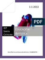 Guia Educacion Artisitica2