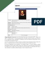 w Shakespeare Wikipedia