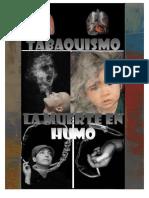 Tabaquismo Portada Presentacion Indice