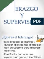 LIDERAZGO Y SUPERVISIÓN