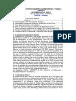 Informe Uruguay 12-2013