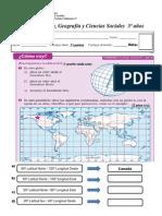 Guía de historia (latitud y longitud)