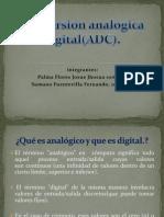 3.3 Analógico - Digital