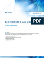Best Practices in SAN Migration
